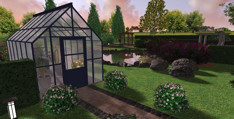 Tuinontwerp sneek hoekstra tuinen het hoveniersbedrijf van sneek