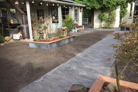 tuinaanleg achtertuin (5)